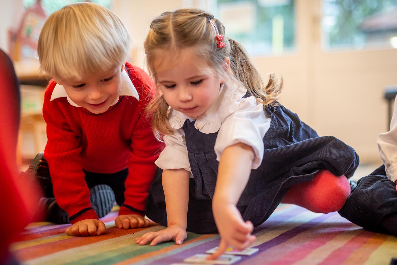 The Roche School Nursery at Keswick House, Keswick Road, Putney, London
