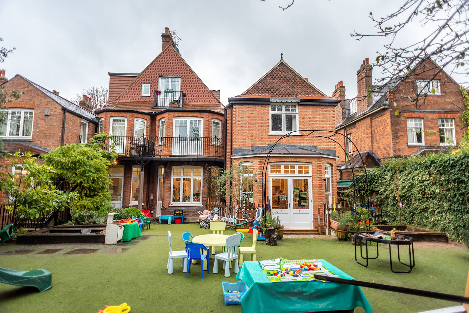 The Roche School Nursery at Keswick House, Keswick Road, Putney, London