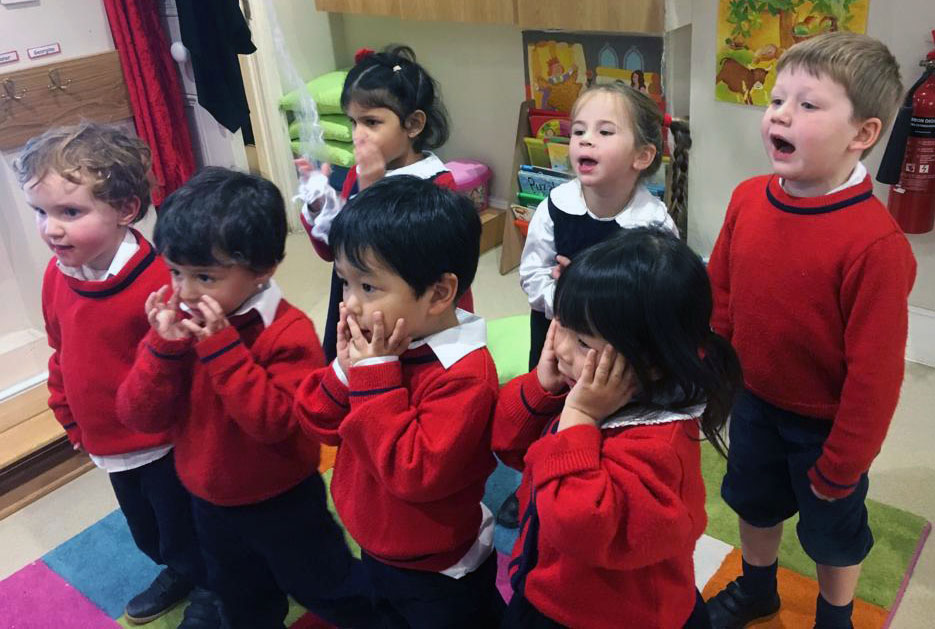 Keswick Nursery Choir Club